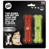 TastyBone Twin Pack roastbeef & apple pie Toy