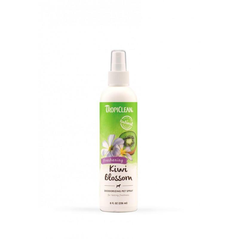 Kiwi Blossom Deodorizing Pet Spray 236 ml NEW