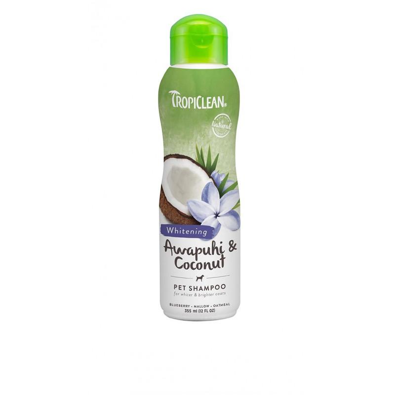 New Trop Shampoo Awapuhi and Coconut 355 ml