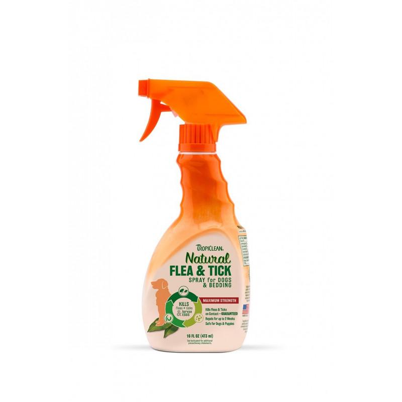 Flea & Tick Pet Spray 473 ml