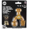 TastyBone Toy Trio Burro Arachidi