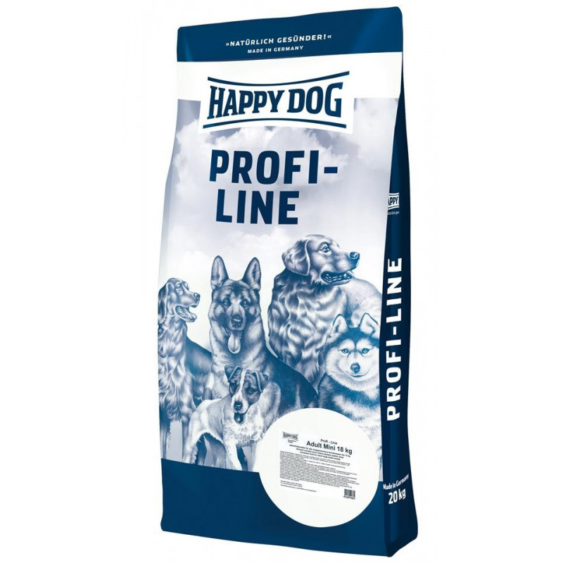 Happy Dog Profilinie Adult Mini 18kg