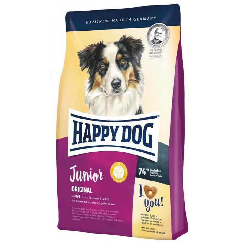 Happy Dog Profilinie Young Junior Original 6-12 mesi 10kg