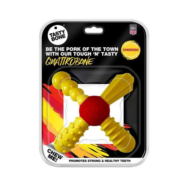 Quattrobone Small TastyBone Salame Spagnolo