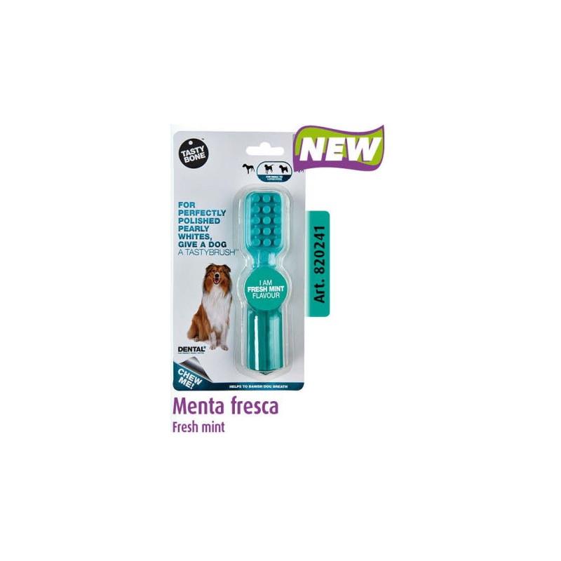 Tastybrush Menta Fresca per cani 6/30kg